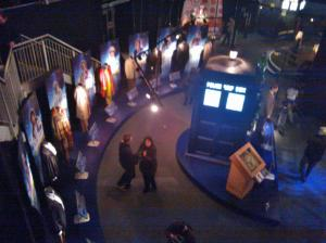 Inside the Dr Who Experience